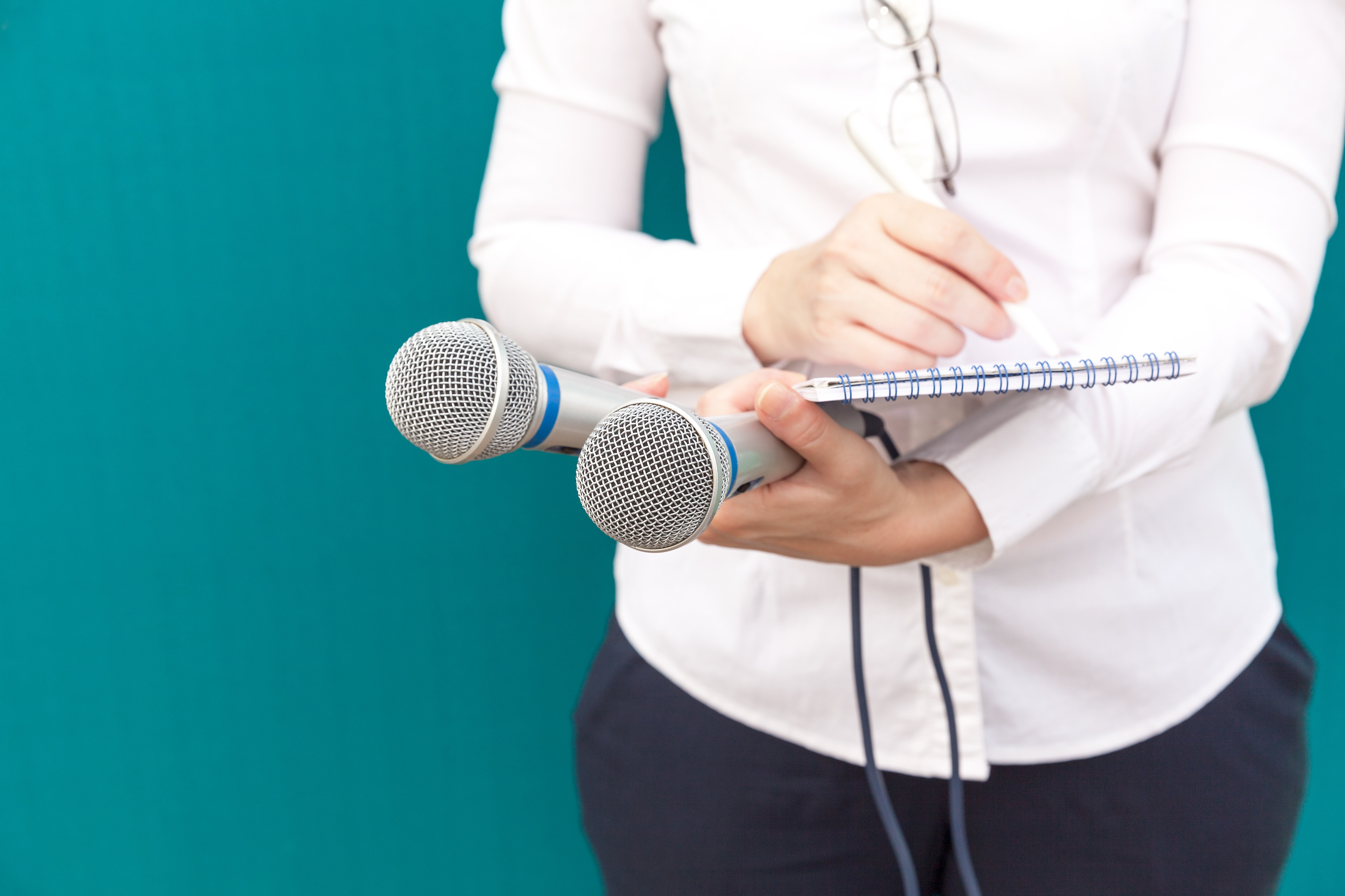 How to get media coverage for nonprofits and nonprofit events.