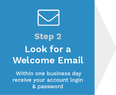 Step 2: Look for a Welcome Email