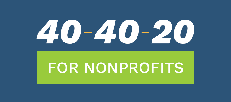 Eleo 40-40-20-for-nonprofits