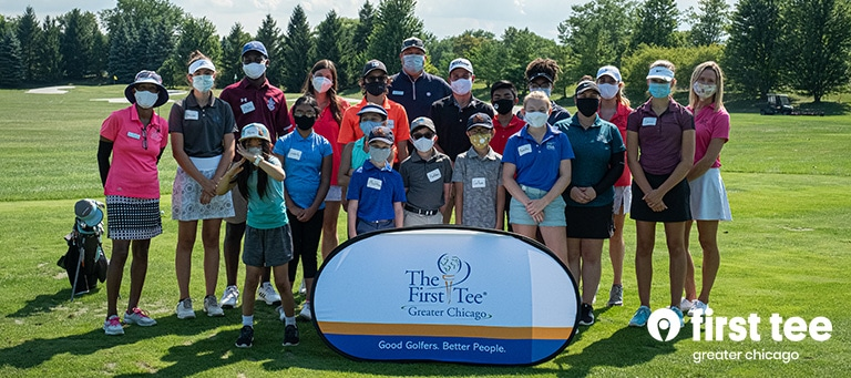 With Eleo's Help, First Tee of Greater Chicago Hits a Fundraising Hole-in-One