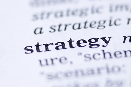 What kind of strategic plan do you have at your nonprofit?