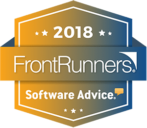 Front Runners Software Advice Logo