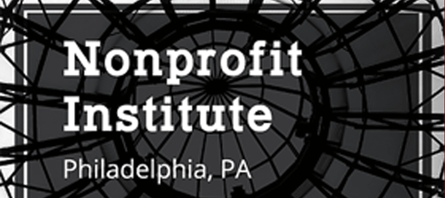 Join us for the 2018 Philadelphia Nonprofit Institute!