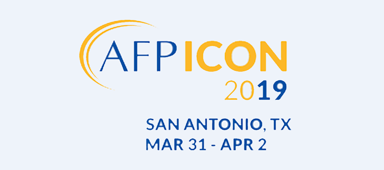 Maximize Your Fundraising Potential at AFP ICON 2019