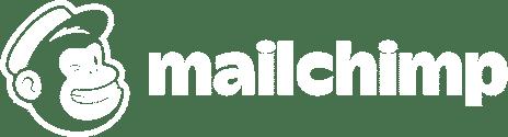MailChimp Logo White