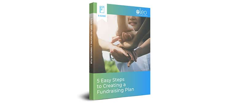 Free E-Guide: 5 Easy Steps to Creating a Fundraising Plan for Small Nonprofits