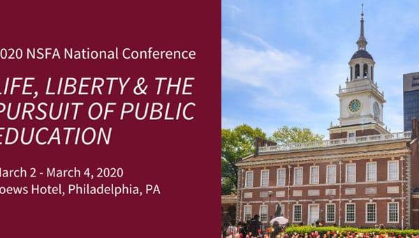 National School Foundation Association Conference Details