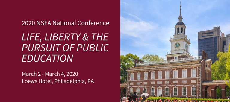 The 2020 National School Foundation Association Conference