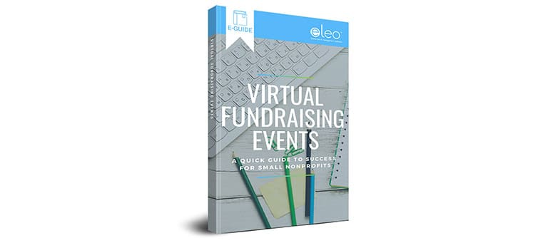 Eleo E-Guide Virtual Fundraising