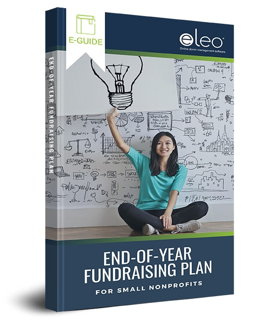 End-of-Year Fundraising Book Cover