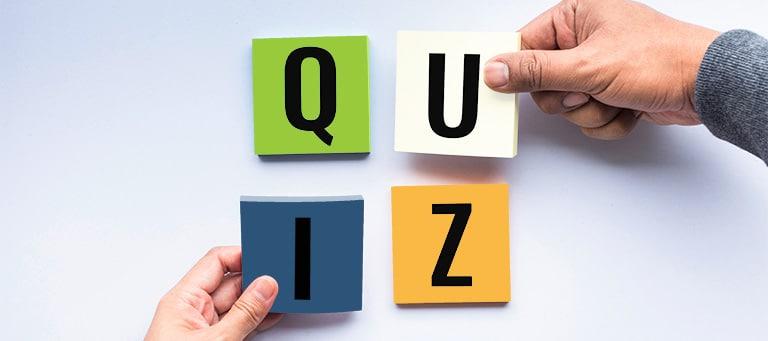 Self-Assessment Quiz feature image