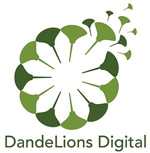 DandeLions Digital logo
