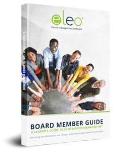Eleo Board Member Guide