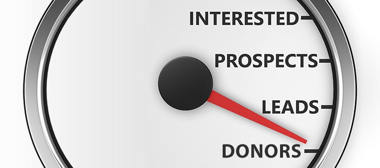 nonprofit lead generation strategies
